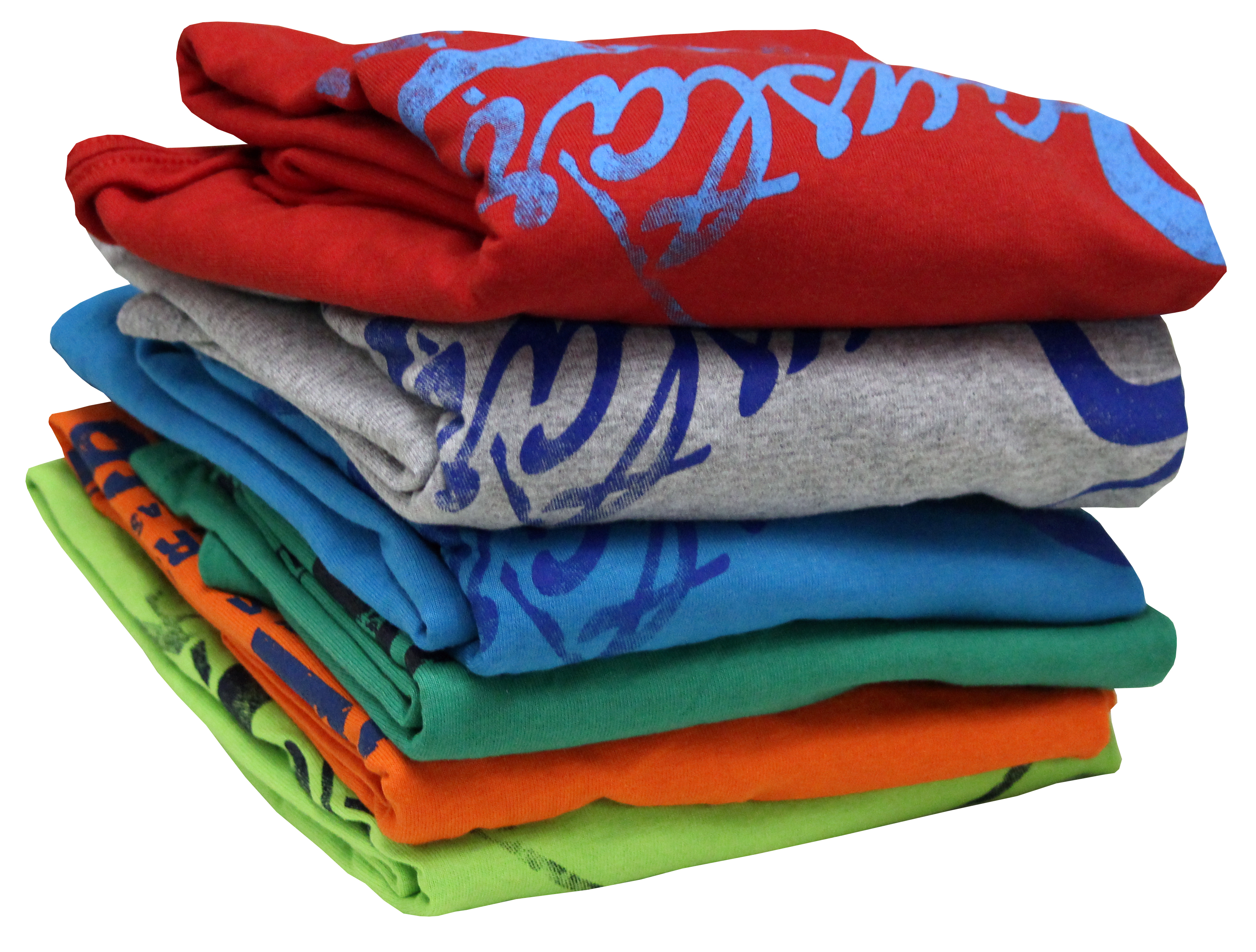 T-shirt Stack